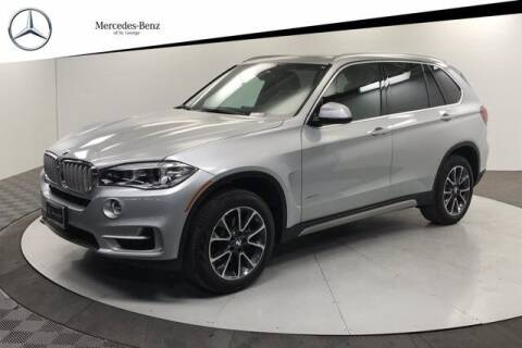 2017 BMW X5 for sale at Stephen Wade Pre-Owned Supercenter in Saint George UT