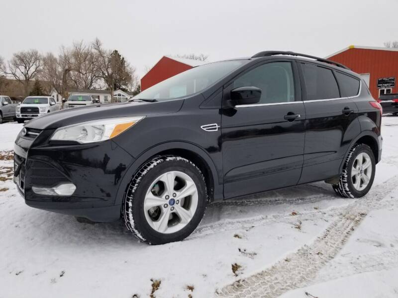 2013 Ford Escape for sale at A & B Auto Sales in Ekalaka MT