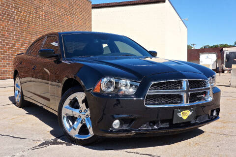 2013 Dodge Charger for sale at Effect Auto Center in Omaha NE