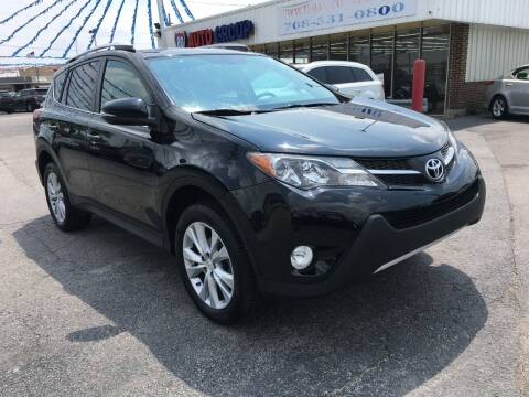 2013 Toyota RAV4 for sale at I-80 Auto Sales in Hazel Crest IL