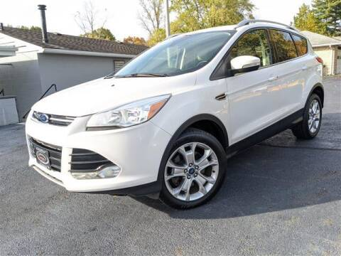2016 Ford Escape for sale at GAHANNA AUTO SALES in Gahanna OH