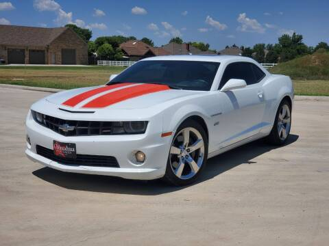 2011 Chevrolet Camaro for sale at Chihuahua Auto Sales in Perryton TX