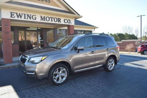 2017 Subaru Forester for sale at Ewing Motor Company in Buford GA