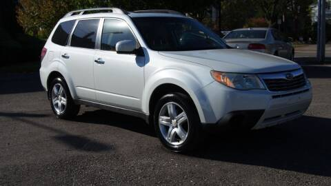 2009 Subaru Forester for sale at Just In Time Auto in Endicott NY