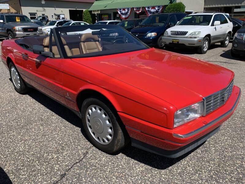 1988 Cadillac Allante for sale at 51 Auto Sales Ltd in Portage WI