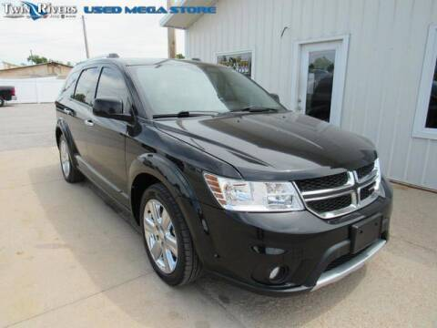 2014 Dodge Journey for sale at TWIN RIVERS CHRYSLER JEEP DODGE RAM in Beatrice NE