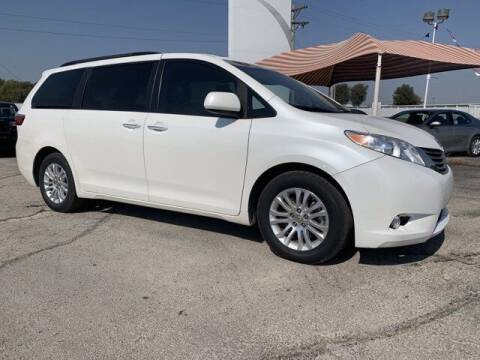 2016 Toyota Sienna for sale at Quality Toyota in Independence KS
