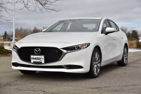 2021 Mazda Mazda3 Sedan for sale at COURTESY MAZDA in Longmont CO
