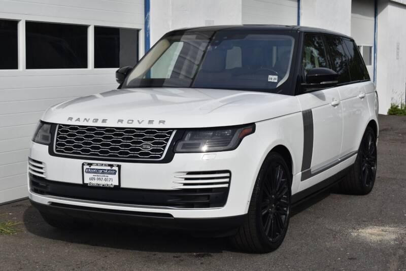 2018 Land Rover Range Rover for sale in East Windsor, NJ