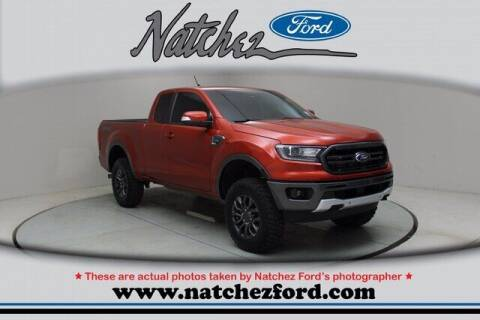 2019 Ford Ranger for sale at Auto Group South - Natchez Ford Lincoln in Natchez MS