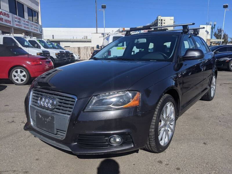 2010 Audi A3 for sale at Convoy Motors LLC in National City CA