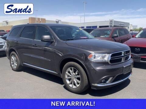 2017 Dodge Durango for sale at Sands Chevrolet in Surprise AZ