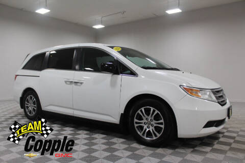 2012 Honda Odyssey for sale at Copple Chevrolet GMC Inc in Louisville NE