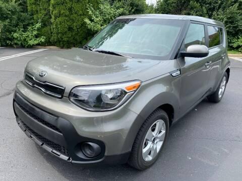 2019 Kia Soul for sale at Professionals Auto Sales in Philadelphia PA