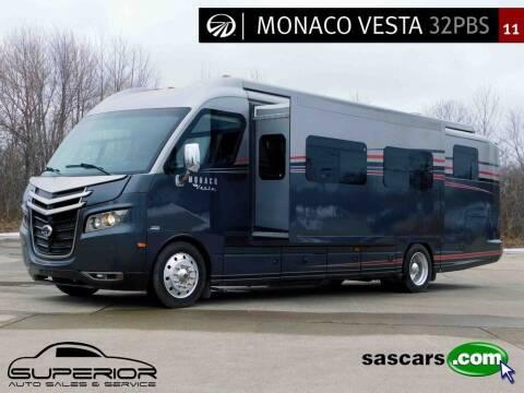2011 Monaco Vesta 32 PBS