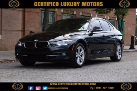 2017 BMW 3 Series for sale at Certified Luxury Motors in Great Neck NY