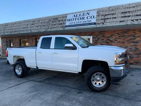 2017 Chevrolet Silverado 1500 for sale at Allen Motor Company in Eldon MO