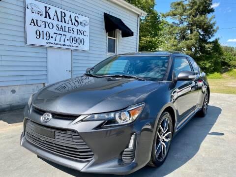 2014 Scion tC for sale at Karas Auto Sales Inc. in Sanford NC