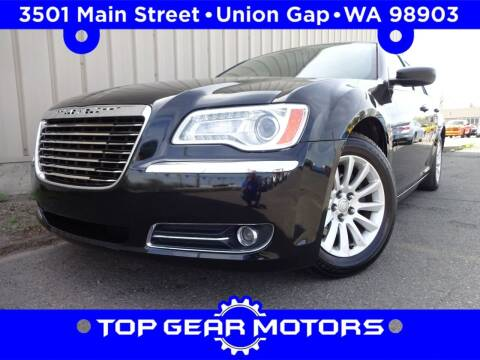 2013 Chrysler 300 for sale at Top Gear Motors in Union Gap WA