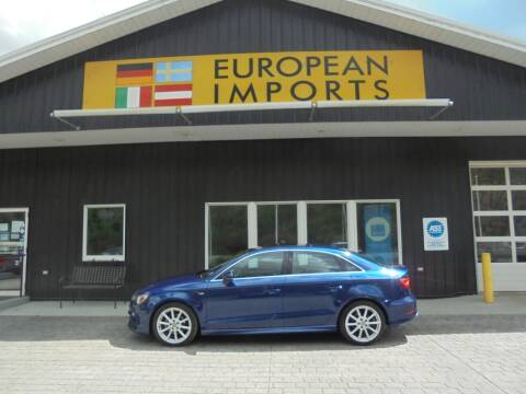 2015 Audi A3 for sale at EUROPEAN IMPORTS in Lock Haven PA