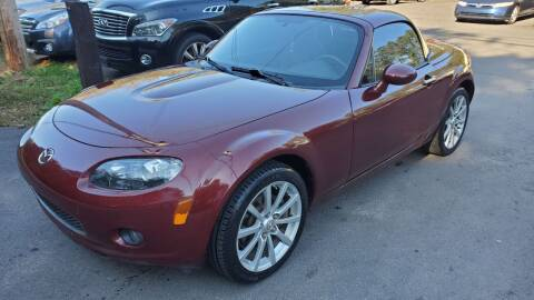 2008 Mazda MX-5 Miata for sale at GA Auto IMPORTS  LLC in Buford GA