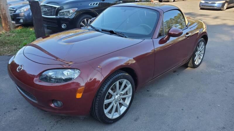2008 Mazda MX-5 Miata for sale at GA Auto IMPORTS  LLC in Buford GA