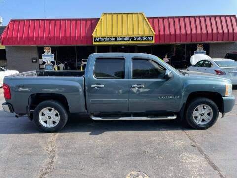2009 Chevrolet Silverado 1500 for sale at Affordable Mobility Solutions, LLC - Standard Vehicles in Wichita KS