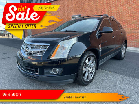 2012 Cadillac SRX for sale at Boise Motorz in Boise ID