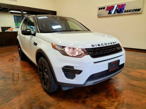 2017 Land Rover Discovery Sport for sale at Driveline LLC in Jacksonville FL