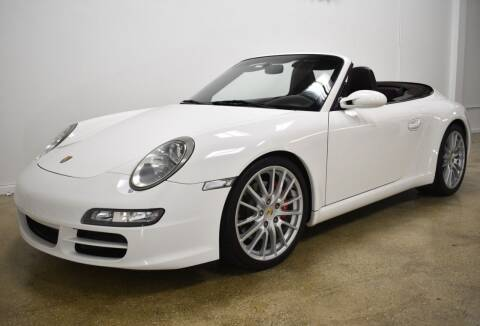 2006 Porsche 911 for sale at Thoroughbred Motors in Wellington FL