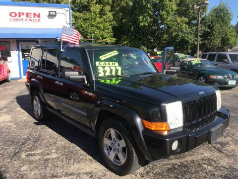 2006 Jeep Commander for sale at Klein on Vine in Cincinnati OH