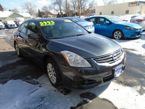 2011 Nissan Altima for sale at DISCOVER AUTO SALES in Racine WI