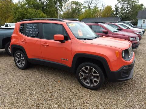 2016 Jeep Renegade for sale at Economy Motors in Muncie IN