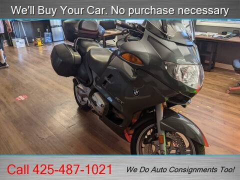 2004 BMW RT 1150 for sale at Platinum Autos in Woodinville WA
