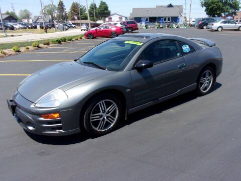 2003 Mitsubishi Eclipse for sale at Ideal Auto Sales, Inc. in Waukesha WI