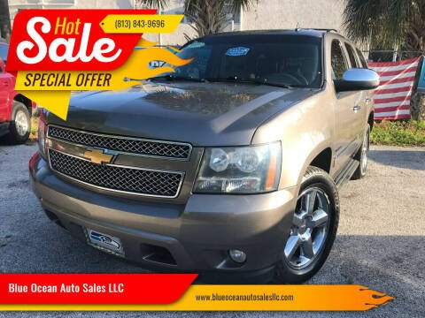 2012 Chevrolet Tahoe for sale at Blue Ocean Auto Sales LLC in Tampa FL