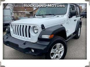 2019 Jeep Wrangler for sale at Rockland Automall - Rockland Motors in West Nyack NY