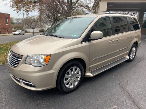 2016 Chrysler Town and Country for sale at On The Circuit Cars & Trucks in York PA