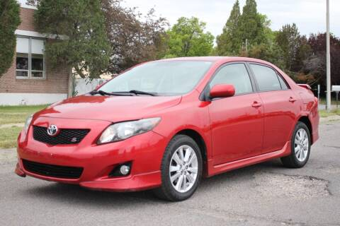 2010 Toyota Corolla for sale at Motor City Idaho in Pocatello ID