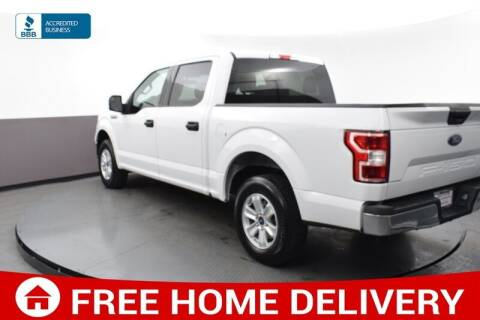 2020 Ford F-150 for sale at Florida Fine Cars - West Palm Beach in West Palm Beach FL