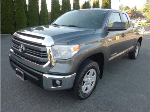 2014 Toyota Tundra for sale at Klean Carz in Seattle WA
