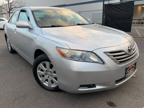 2007 Toyota Camry Hybrid for sale at JerseyMotorsInc.com in Teterboro NJ
