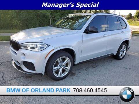2016 BMW X5 for sale at BMW OF ORLAND PARK in Orland Park IL