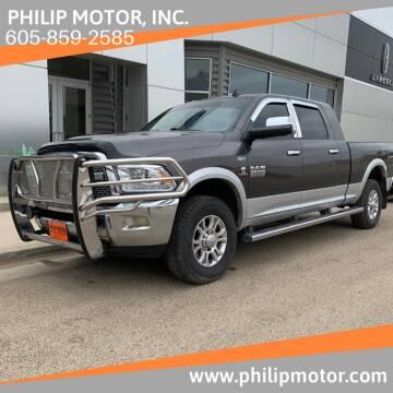 2014 RAM Ram Pickup 3500 for sale at Philip Motor Inc in Philip SD