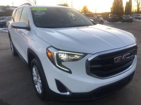 2019 GMC Terrain for sale at Newcombs Auto Sales in Auburn Hills MI