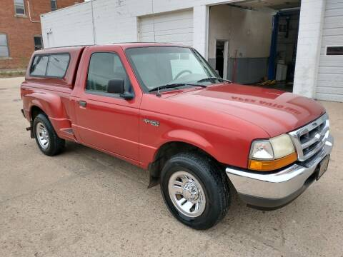 1999 Ford Ranger for sale at Apex Auto Sales in Coldwater KS