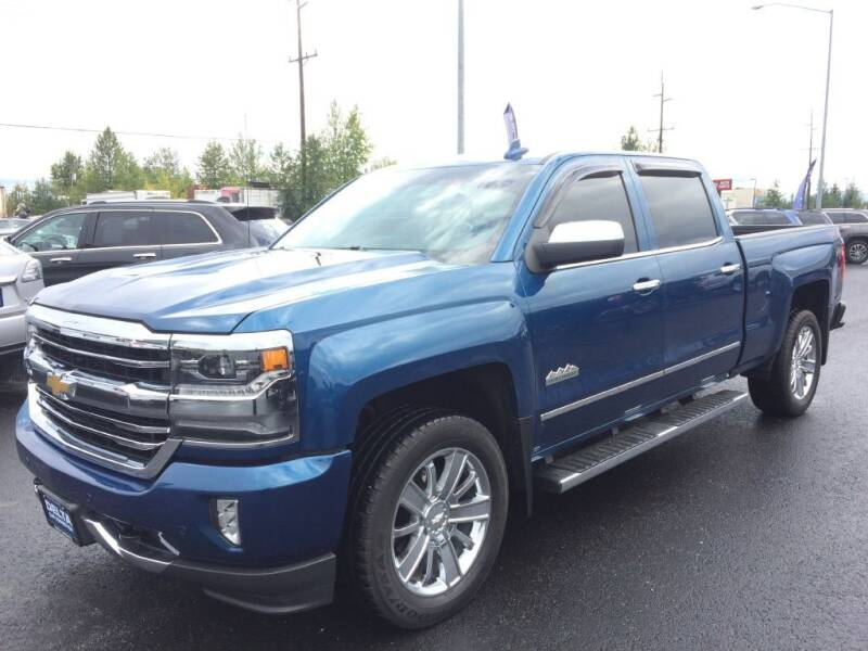 2018 Chevrolet Silverado 1500 for sale at Delta Car Connection LLC in Anchorage AK