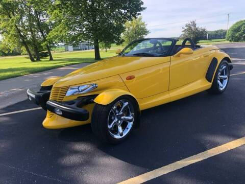 2000 Plymouth Prowler for sale at Midway Auto Sales in Rochester MN