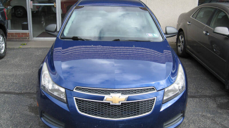 2012 Chevrolet Cruze for sale at SHIRN'S in Williamsport PA