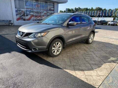 2017 Nissan Rogue Sport for sale at Tim Short Auto Mall in Corbin KY